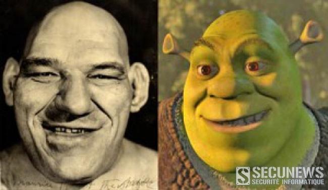 Saviez vous que Shrek est inspiré d'une vraie personne ?