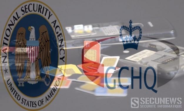 La NSA et le GCHQ pirate des millions de cartes SIM