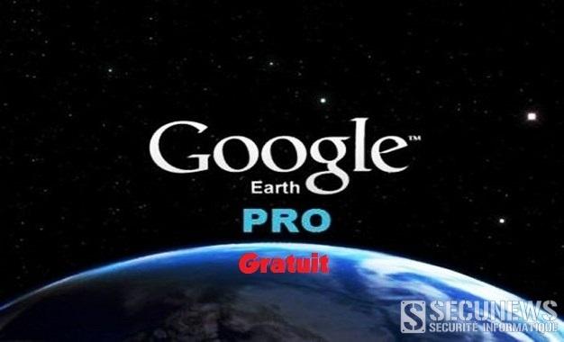 Google Earth Pro devient gratuit pour tout le monde