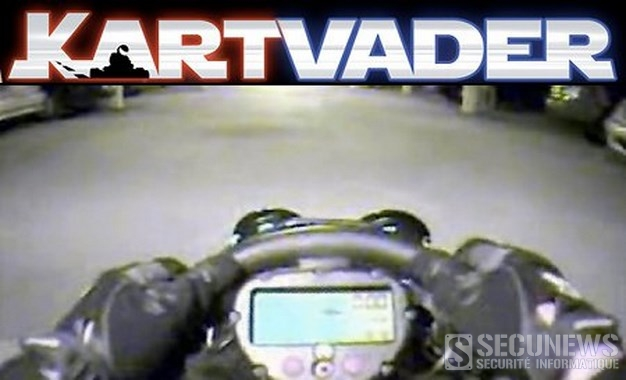 Kartvader le Ghost Rider version karting (version full 44min)