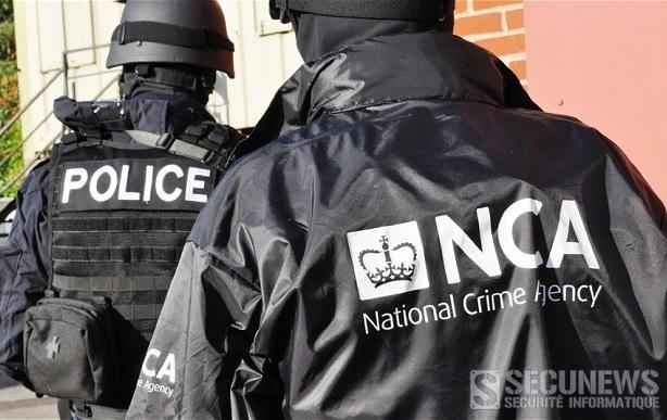 Opération Strike Week, la police britannique arrête 57 hackers présumés