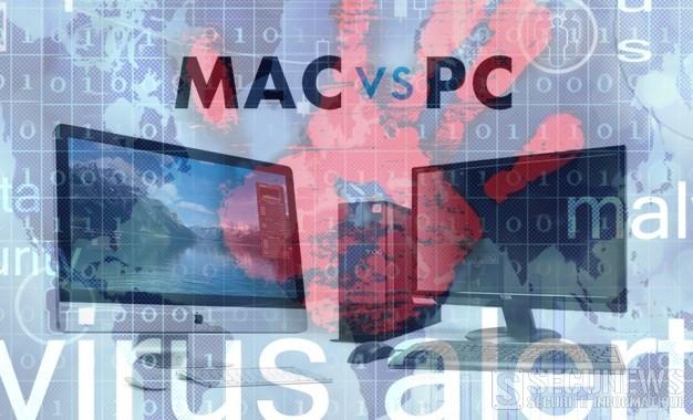 Les utilisateurs Pc et Mac confrontés aux même risques de cybermenaces