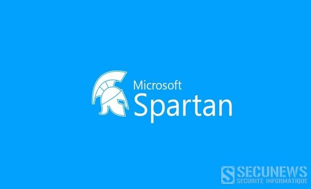 Microsoft officialise son nouveau navigateur Web, le Project Spartan