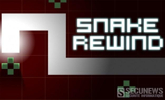Le jeu Snake fait son retour sur smartphone