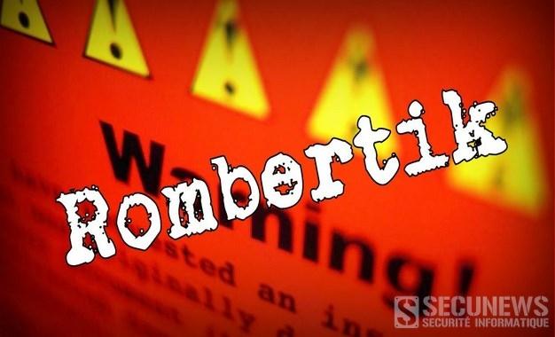Rombertik, un virus qui détruit votre disque dur lorsqu'il est détecté par votre antivirus