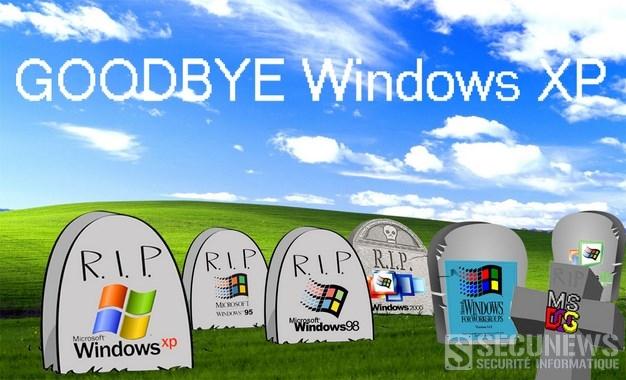 Les Belges abandonnent de plus en plus Windows XP