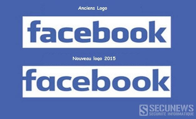 Facebook offre un léger lifting à son logo