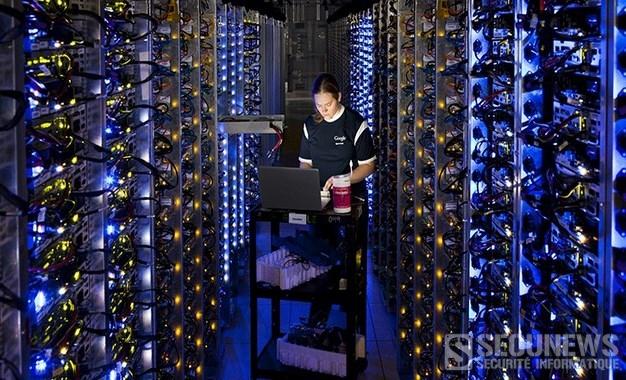 La foudre efface des données du datacenter de Google en Belgique