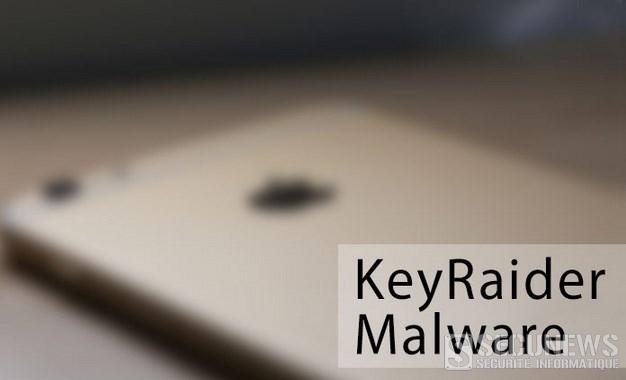 KeyRaider, le virus cible les iPhone et iPad déverrouillés