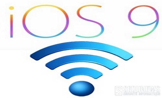 Une nouvelle option dans IOS 9 qui pourrait ruiner votre forfait téléphonique