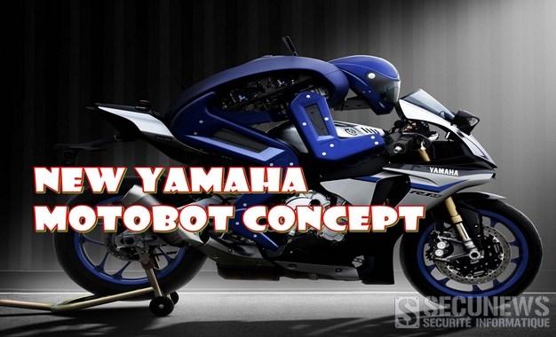 Motobot, le robot pilote de Yamaha