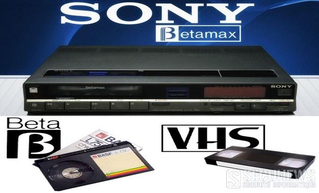 Sony annonce la fin de la vente des cassettes vidéo Betamax pour le grand public