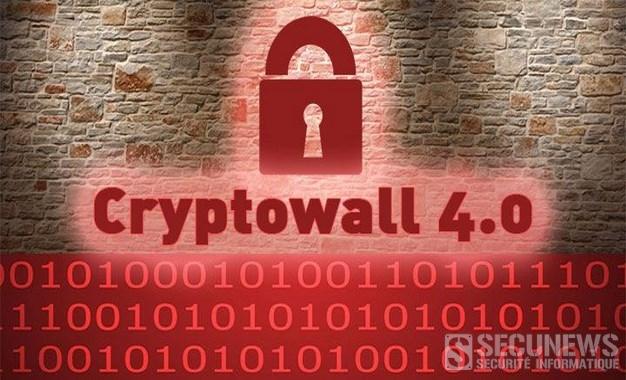 CryptoWall 4.0 prétend vous aider à améliorer votre sécurité