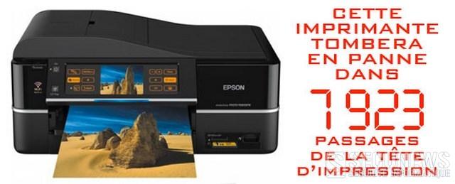 Une association française porte plainte contre des fabricants d'imprimantes pour obsolescence programmée