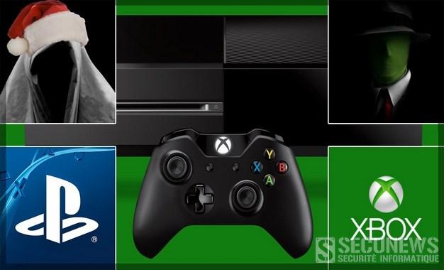 Le groupe Phantom Squad et Lizard Squad menace d'attaquer le PSN et le Xbox Live pour Noël