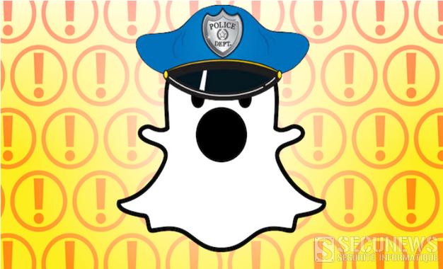 Votre snapchat est-il vraiment sécurisé ?