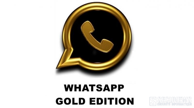 Attention a l'arnaque WhatsApp Gold