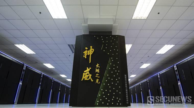 Un superordinateur made in China est le plus puissant au monde