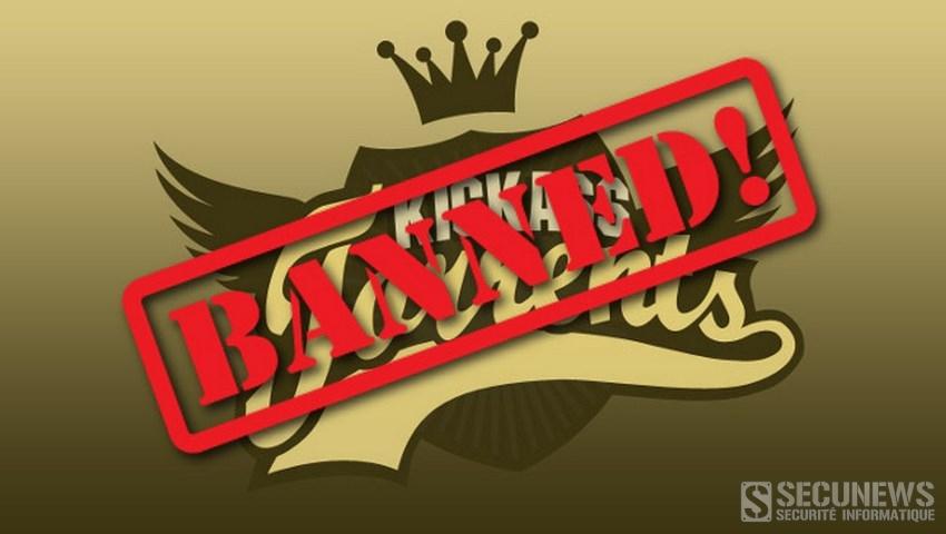 (MAJ)Fermeture de Kickass Torrents, son fondateur arrêté en Pologne, le site est désormais H.S
