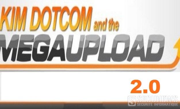 Kim Dotcom annonce la sortie d'un nouveau Megaupload