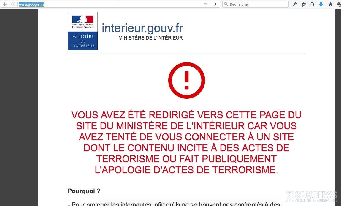 Orange bloque par erreur Google pour 'apologie du terrorisme'