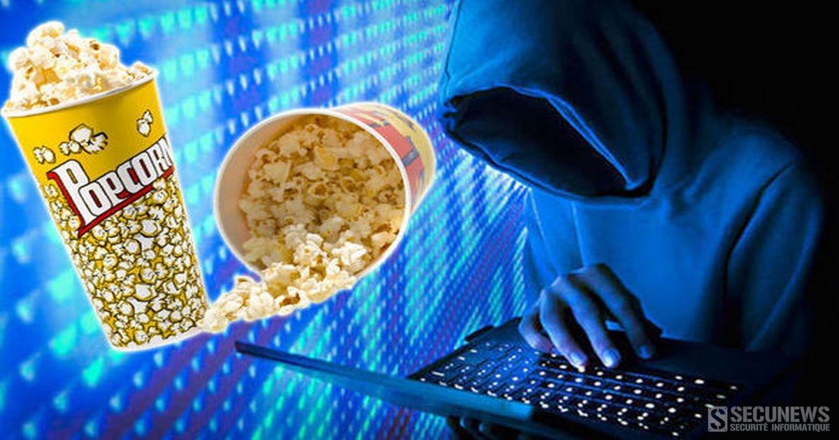 Le ransomware 'Popcorn Time' vous demande d'infecter vos amis en échange de vos données