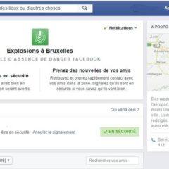 Facebook ajoute la fonction Community Help à son Safety Check