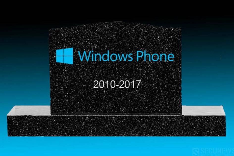 Clap de fin pour le Windows Phone