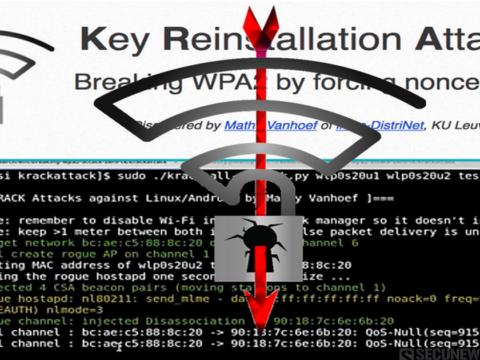 Krack : l'importante faille de sécurité qui menace tous les réseaux Wi-Fi