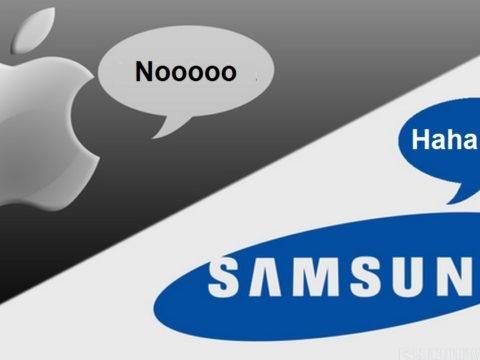 Samsung empoche au moins 110 dollars pour chaque iPhone X