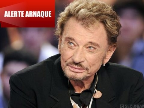 Attention aux arnaques suite a la mort de Jonny halliday.
