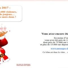 Bilan du 9ème Noël MAGIQUE (2017)
