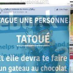 """6dc697af1bdfb """"Tague un ami qui""""  Facebook va ENFIN sévir contre les pièges à clics"""