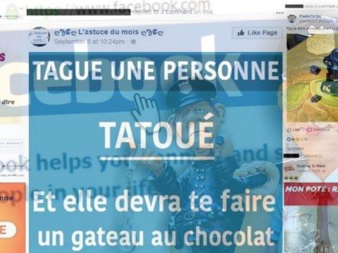 """""""Tague un ami qui"""": Facebook va ENFIN sévir contre les pièges à clics"""
