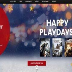 (Bon plan) Ubisoft offre GRATUITEMENT 3 jeux sur Uplay PC