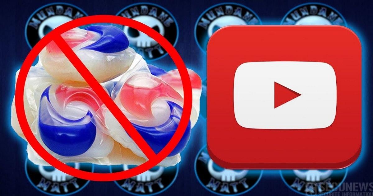YouTube supprime les vidéos du défi complètement débile 'Tide Pods Challenge' qui consiste à avaler de la lessive