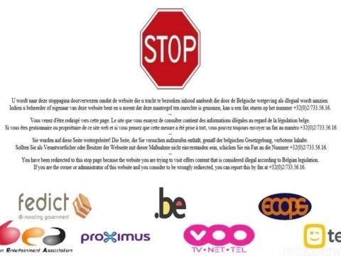 Proximus, Telenet et VOO sont prêts à bloquer les sites de téléchargement illégal