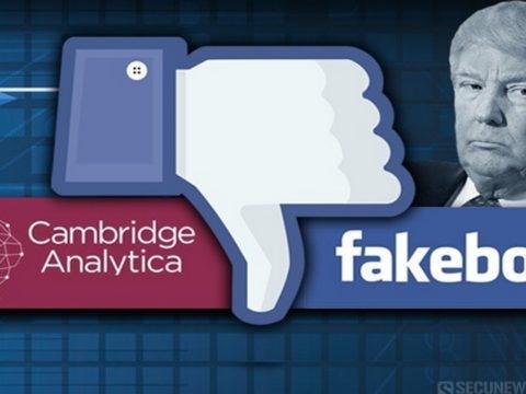 Facebook va avertir les utilisateurs concernés par l'affaire Cambridge Analytica ce lundi