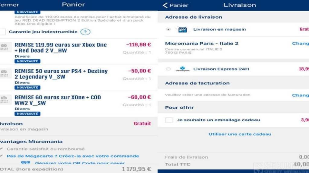 Un bug chez Micromania permettait d'acheter une PS4 à moins de 50 euros