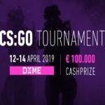 Ce week-end, la Belgique accueille pour la première fois un tournoi d'eSport  International