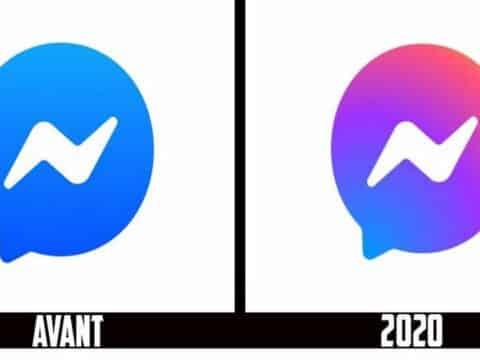 Voici pourquoi le logo de l'application Messenger a changé de couleur