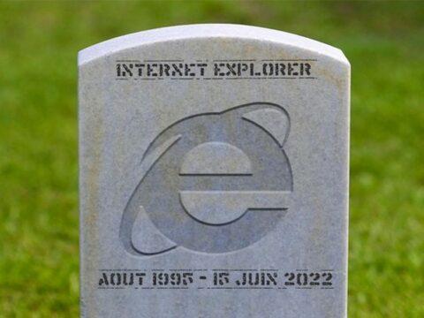 Microsoft débranche son navigateur Internet Explorer 11 le 15 juin 2022